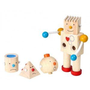 Robot Plan Toys