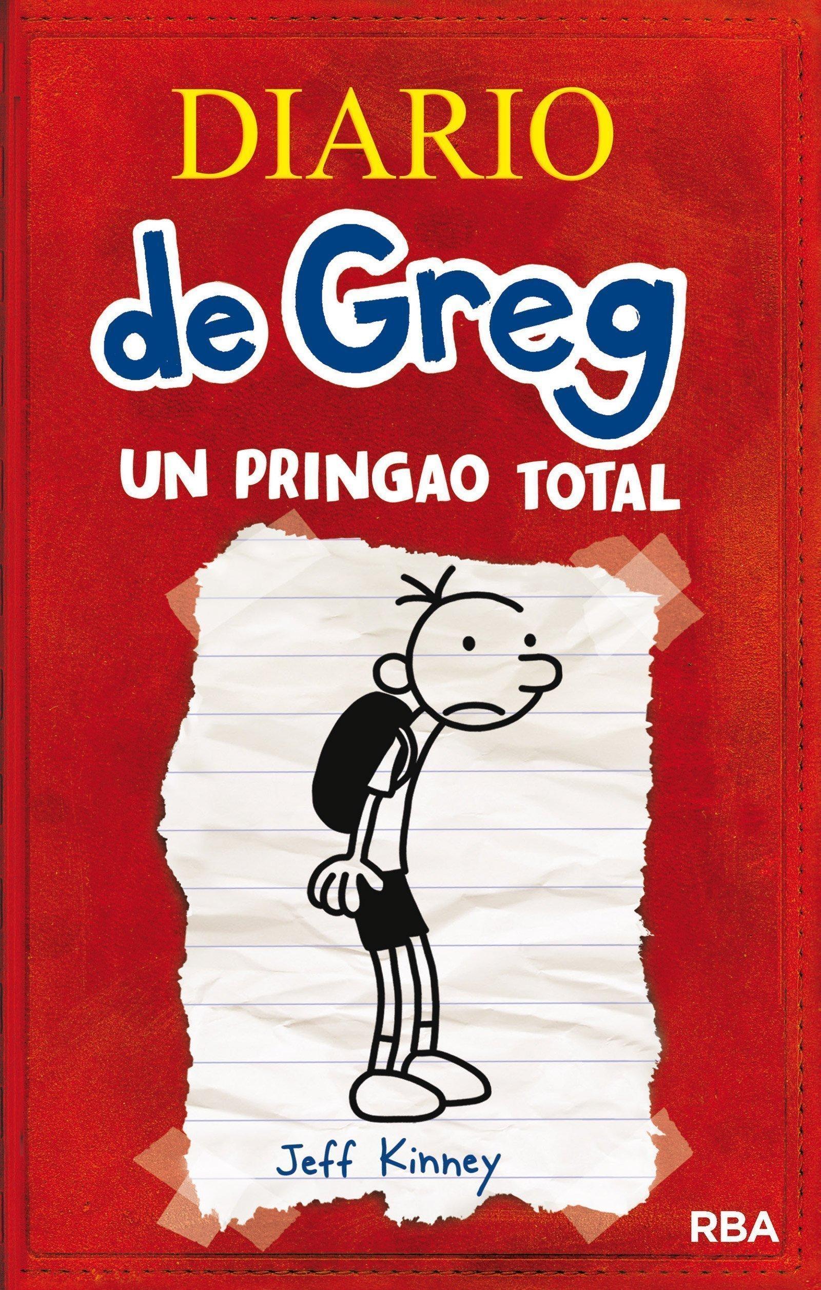 descargar el diario de greg pdf